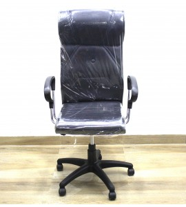 High Back Leatherette Manager Chair