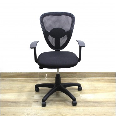Oval Mesh Executive Chair