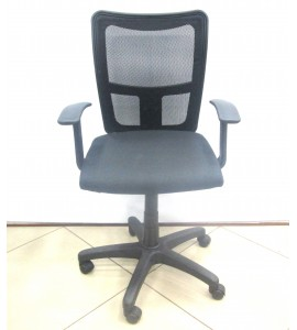 Nylon Medium Back Mesh Chair