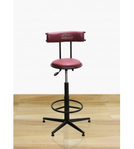 Meroon Cushion Bar Stool