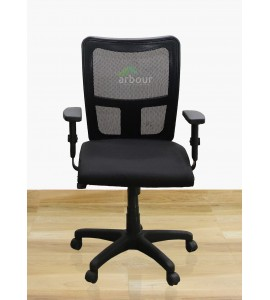 Nylon Medium Back Chair 001