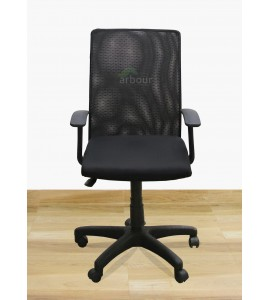 Medium Back Mesh Chair001